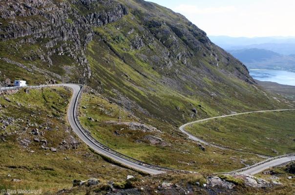 The wildest climb in Britain?