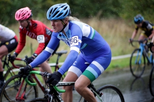 Christine Wheeler South Shields Velo CC