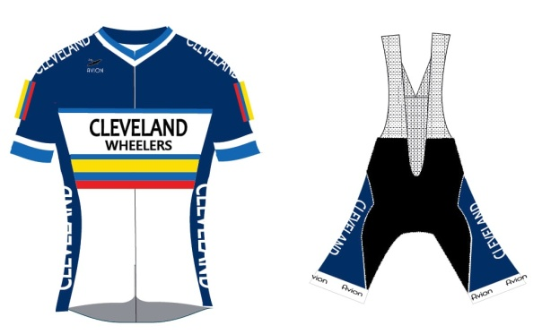 CWCC jersey and shorts 2019